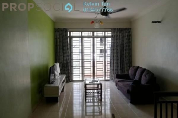 For Rent Condominium at D'Piazza Condominium, Bayan Baru Freehold Fully Furnished 3R/2B 1.55k