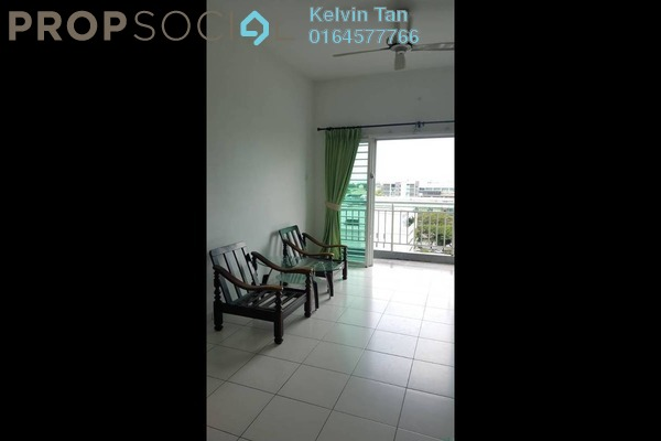 For Sale Apartment at 1-World, Bayan Baru Freehold Unfurnished 3R/2B 560k