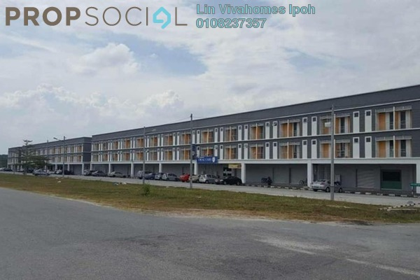 For Sale SoHo/Studio at Kampus West City, Kampar Freehold Semi Furnished 0R/0B 55k