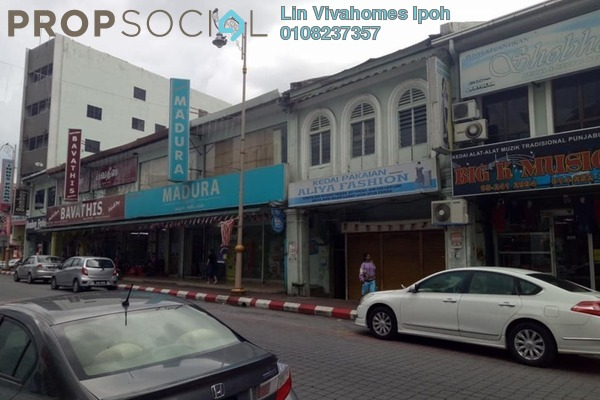 For Rent Shop at Ipoh Old Town, Ipoh Freehold Unfurnished 0R/1B 2.3k