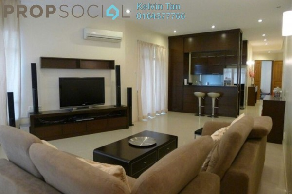 For Sale Condominium at The View, Batu Uban Freehold Fully Furnished 4R/3B 1.2m