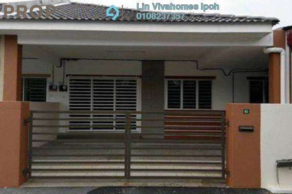 For Sale Terrace at Taman Pengkalan Barat, Ipoh Leasehold Unfurnished 3R/2B 238k