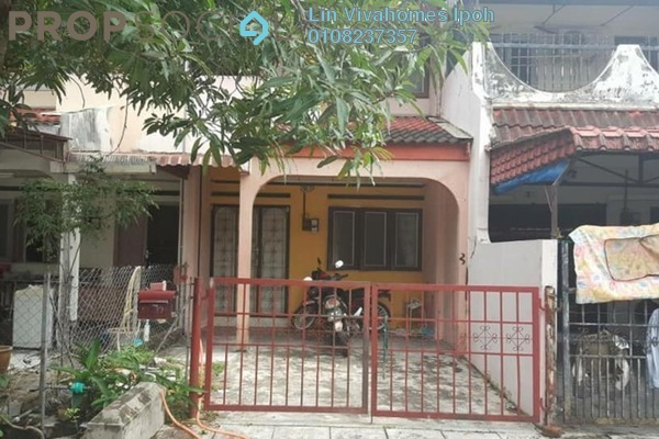For Sale Terrace at Taman Ipoh Jaya, Ipoh Freehold Unfurnished 3R/2B 160k