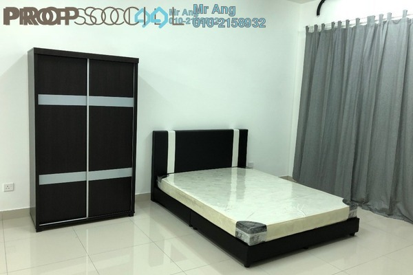 For Rent Serviced Residence at SK One Residence, Seri Kembangan Freehold Fully Furnished 1R/1B 1.2k