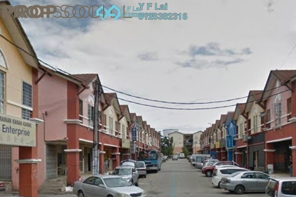 For Sale Shop at Taman Putra Budiman, Balakong Freehold Unfurnished 0R/0B 1.05m