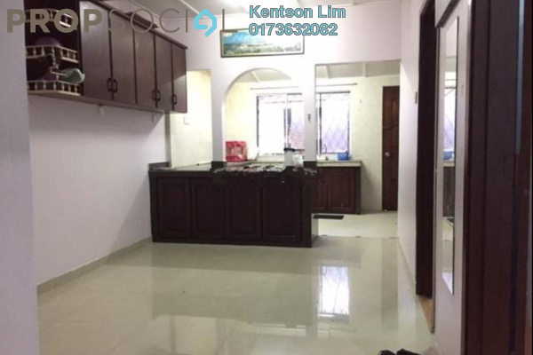 For Sale Terrace at SD3, Bandar Sri Damansara Freehold Unfurnished 3R/3B 588k