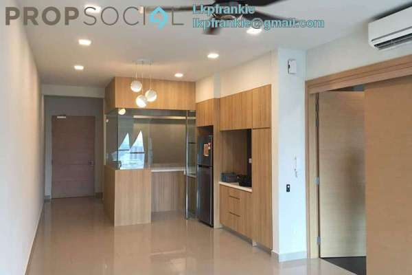 For Sale Condominium at The Leafz, Sungai Besi Freehold Semi Furnished 2R/2B 650k