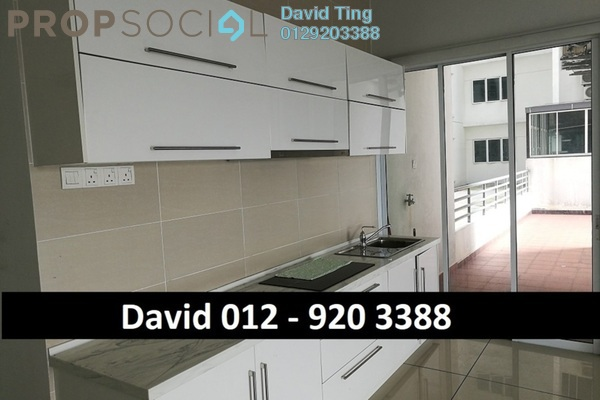 For Sale Condominium at 288 Residences, Kuchai Lama Freehold Semi Furnished 3R/2B 658k