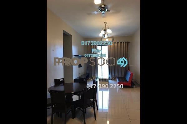 For Rent Condominium at USJ One Park, UEP Subang Jaya Freehold Fully Furnished 4R/3B 2.1k
