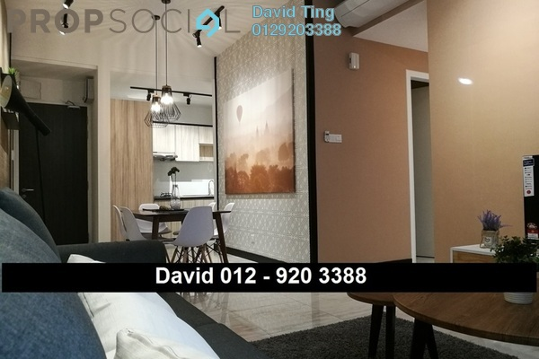 For Rent Condominium at CloudTree, Bandar Damai Perdana Freehold Fully Furnished 3R/2B 1.6k