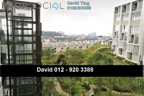 For Sale Condominium at CloudTree, Bandar Damai Perdana Freehold Unfurnished 4R/3B 750k