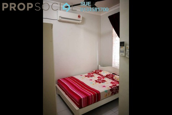 For Rent Condominium at Kristal View, Shah Alam Freehold Fully Furnished 3R/2B 2.1k
