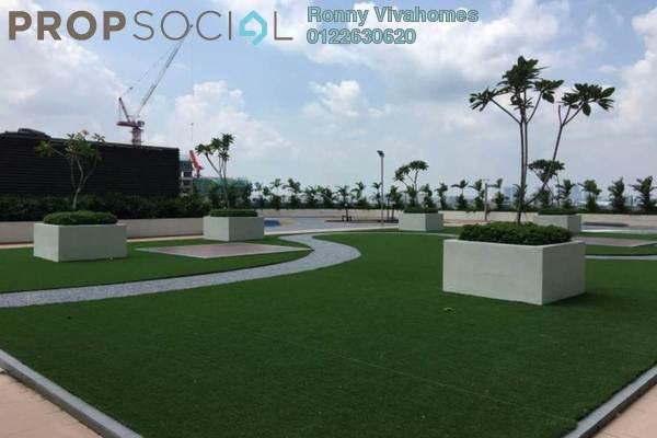 For Rent Condominium at EVO Soho Suites, Bandar Baru Bangi Freehold Fully Furnished 0R/1B 1.1k