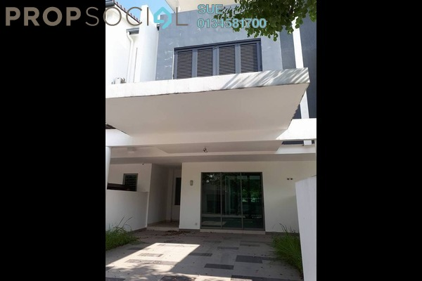 For Rent Terrace at Laman Bayu, Bukit Jalil Freehold Unfurnished 5R/5B 2.5k