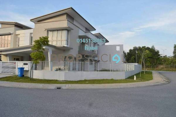 For Sale Semi-Detached at Sunway Alam Suria, Shah Alam Freehold Unfurnished 4R/6B 1.5m