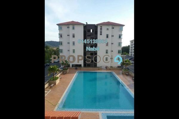 For Sale Apartment at Residensi Warnasari, Puncak Alam Freehold Unfurnished 3R/2B 255k