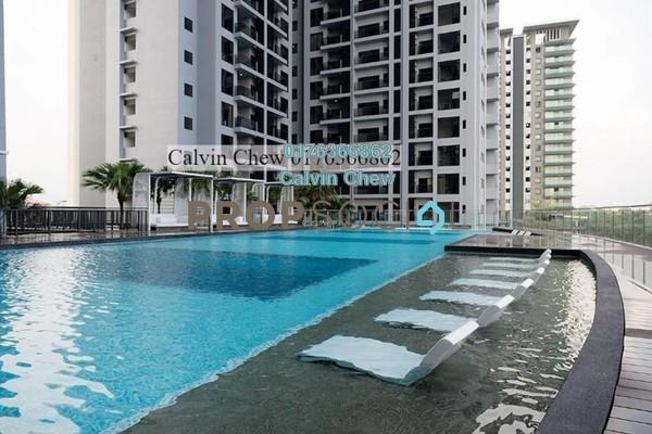 For Sale SoHo/Studio at D'Latour, Bandar Sunway Freehold Unfurnished 3R/2B 660k
