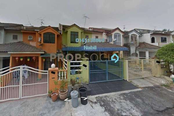 For Sale Terrace at Bandar Country Homes, Rawang Freehold Unfurnished 4R/3B 355k