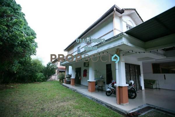 For Sale Terrace at Taman Angkasa Indah, Kajang Freehold Unfurnished 4R/3B 700k