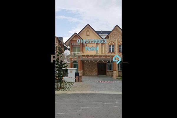 For Sale Semi-Detached at Setia Eco Park, Setia Alam Freehold Unfurnished 5R/5B 2.1m