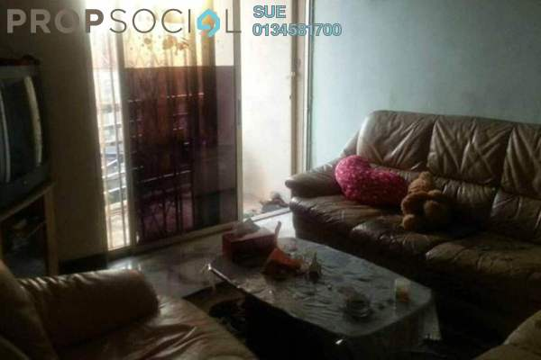 For Rent Condominium at Pelangi Court, Klang Freehold Semi Furnished 3R/2B 900translationmissing:en.pricing.unit