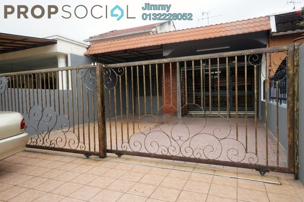 For Sale Terrace at SS5, Kelana Jaya Freehold Unfurnished 4R/2B 770k