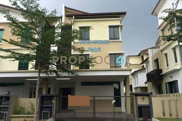 For Sale Semi-Detached at Taman Tropika 2, Kajang Freehold Unfurnished 6R/5B 900k