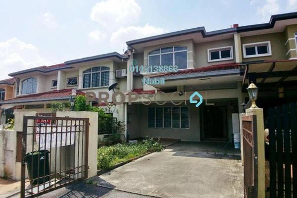 For Sale Terrace at Section 5, Kota Damansara Freehold Unfurnished 4R/3B 800k