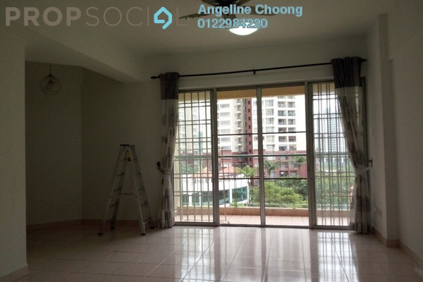 For Sale Condominium at Villa Wangsamas, Wangsa Maju Leasehold Semi Furnished 3R/3B 515k