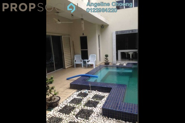 For Rent Condominium at Taman Ampang Utama, Ampang Freehold Fully Furnished 7R/5B 9.5k