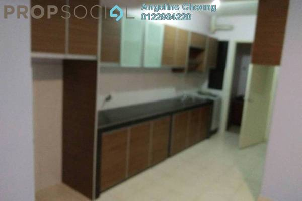 For Rent Condominium at Putra Villa, Gombak Freehold Semi Furnished 3R/2B 1.5k