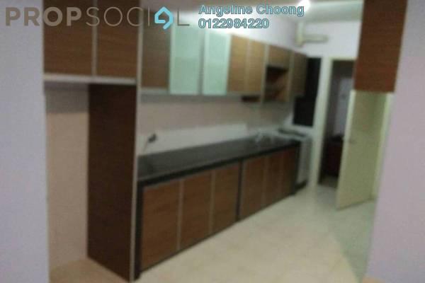 For Rent Condominium at Putra Villa, Gombak Freehold Semi Furnished 3R/2B 1.5k