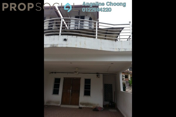 For Sale Terrace at Taman Bukit Utama, Bukit Antarabangsa Freehold Semi Furnished 5R/3B 620k