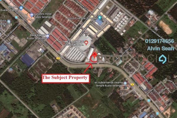 For Rent Shop at Taman Penggawa, Kuala Selangor Freehold Unfurnished 0R/0B 48k