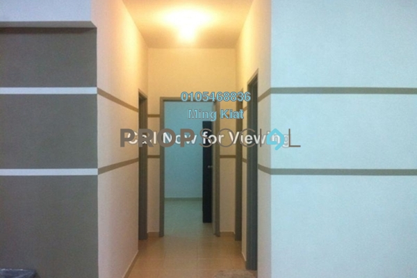 For Sale Condominium at Taman Raintree, Batu Caves Freehold Fully Furnished 3R/2B 380k