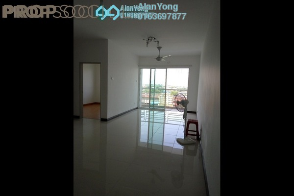 For Sale Condominium at Panorama Residences, Sentul Freehold Semi Furnished 3R/2B 500k