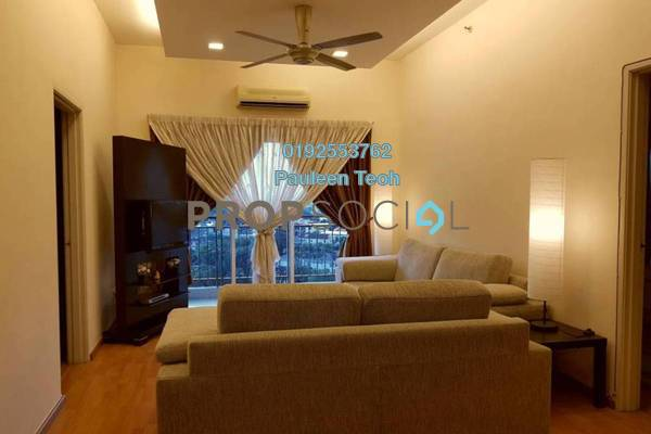 For Rent Serviced Residence at Waldorf Tower, Sri Hartamas Freehold Fully Furnished 2R/2B 3.5k