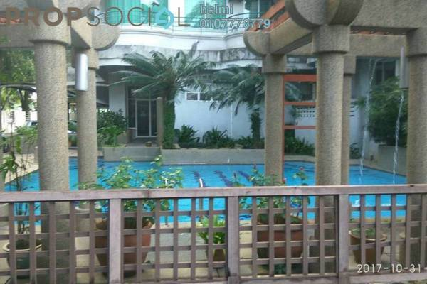 For Sale Condominium at Affina Bay, Butterworth Freehold Unfurnished 3R/2B 400k