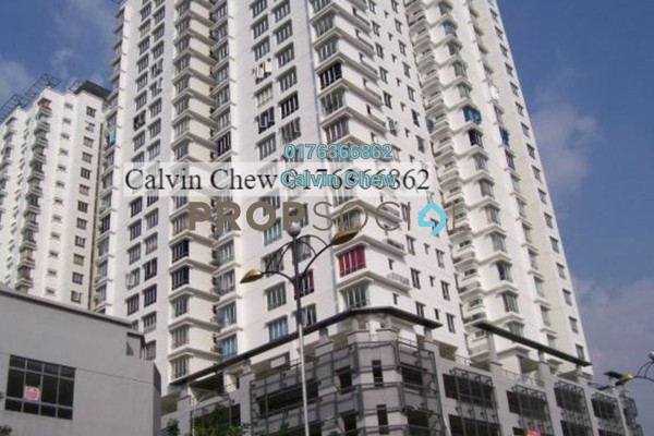 For Sale Condominium at Selayang Point, Selayang Freehold Unfurnished 3R/2B 356k