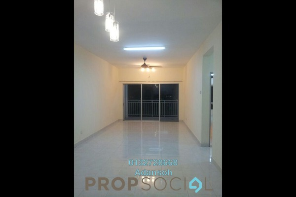 For Sale Condominium at Symphony Heights, Selayang Freehold Semi Furnished 3R/2B 445k