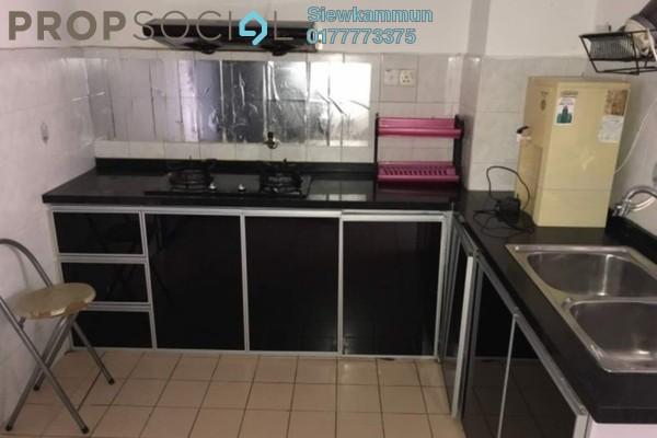 For Sale Condominium at Villa Angsana, Jalan Ipoh Freehold Semi Furnished 3R/2B 540k