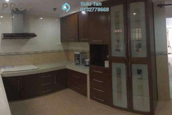 For Sale Terrace at Taman Megah, Kepong Freehold Semi Furnished 6R/4B 1.38m