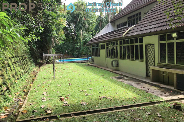 For Sale Bungalow at Bukit Bandaraya, Bangsar Freehold Semi Furnished 5R/5B 8.88m