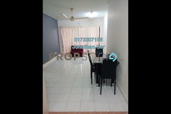 For Sale Condominium at Palm Spring, Kota Damansara Leasehold Semi Furnished 3R/2B 400k