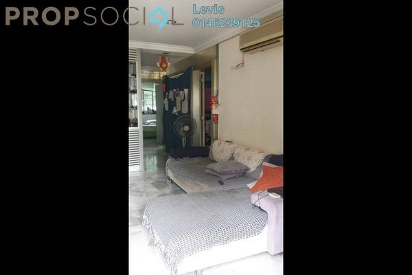 For Sale Condominium at Casa Ria, Cheras Freehold Semi Furnished 2R/2B 386k