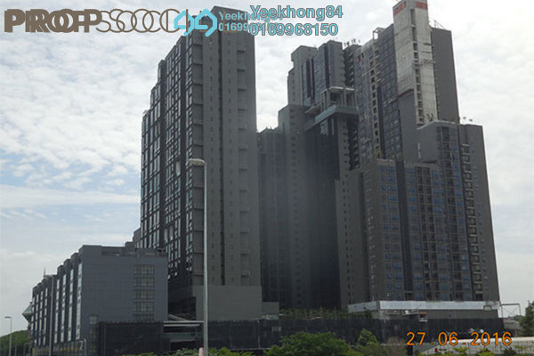 For Rent Serviced Residence at Icon City, Petaling Jaya Freehold Fully Furnished 3R/2B 3.6k