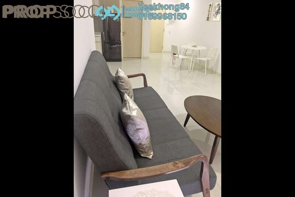 For Rent Serviced Residence at Icon City, Petaling Jaya Freehold Semi Furnished 2R/1B 1.6k