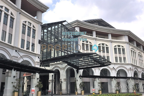 For Rent Shop at Plaza Arcadia, Desa ParkCity Freehold Unfurnished 0R/0B 18k