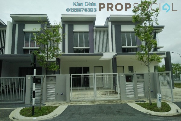 For Sale Terrace at Bandar Tasik Puteri, Rawang Freehold Unfurnished 4R/3B 450k