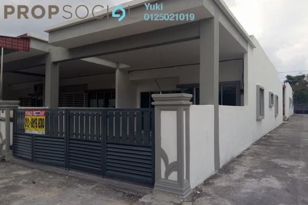 For Sale Terrace at Taman Lapangan Terbang, Ipoh Leasehold Unfurnished 3R/2B 285k